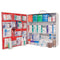 Deluxe 3 Shelf First Aid Cabinet Fully Stocked, ANSI 2015 Class A Fill