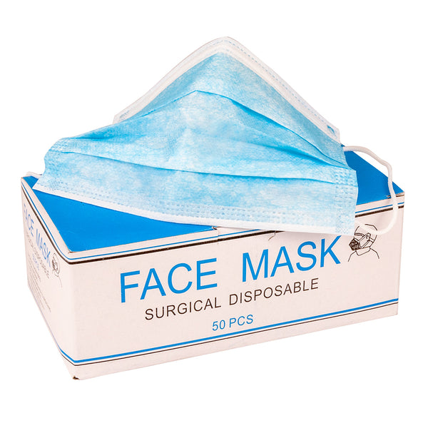 Ear Loop Face Mask only, 50 per box