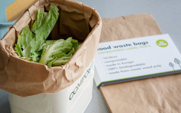 Beginner's Guide to Composting At Home - Bin Liners