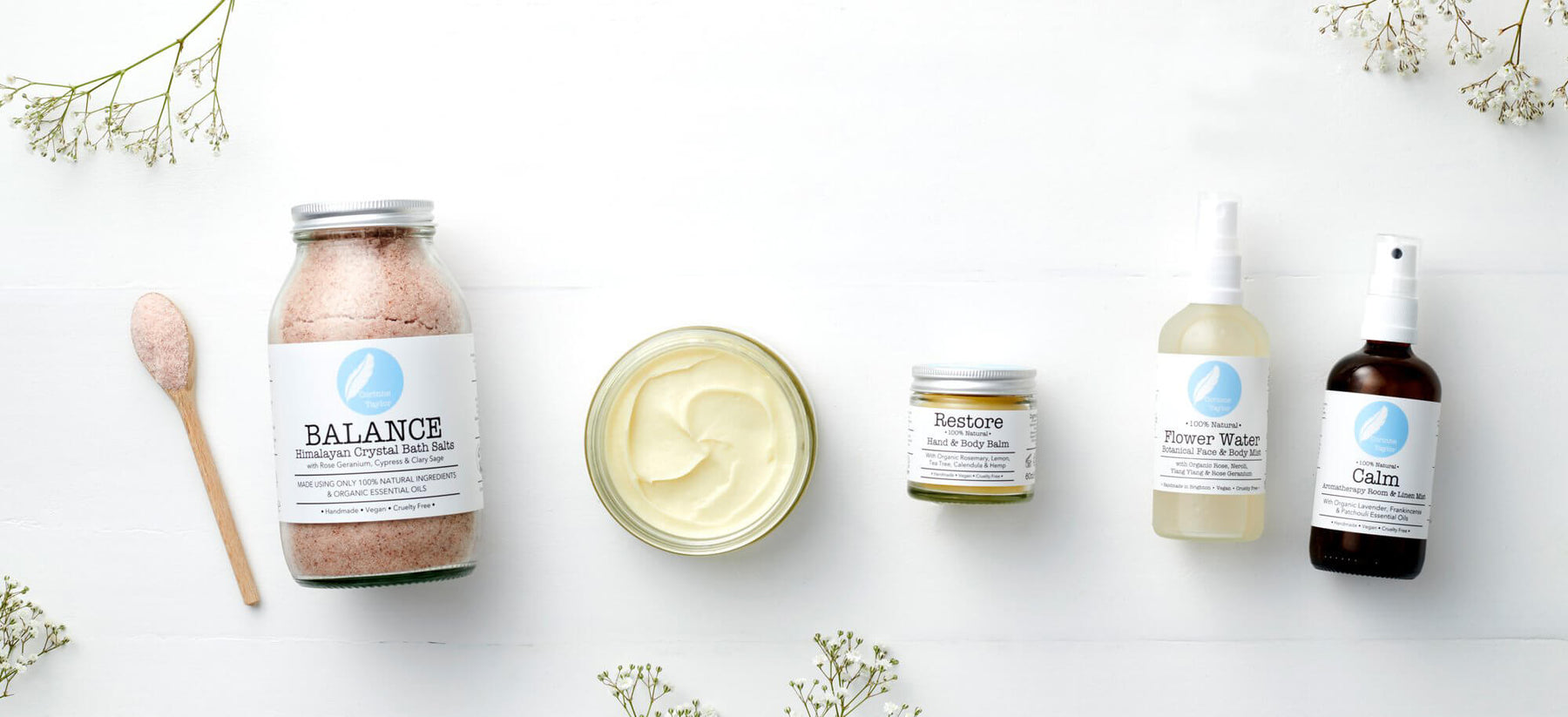 The Ideal Sunday - Corinne Taylor - Planted Based Cruelty Free Skin Care