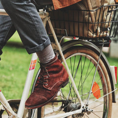 Sustainable New Years Resolutions - Rethink mode of transport