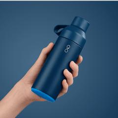 Eco Friendly Reusable Insulated Water Bottle Ocean Bottle