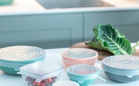 Sustainable swaps for tin foil cling film food storage