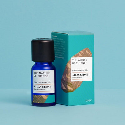 The Nature Of Things - Atlas Cedar Essential Oil - 12ml | The Ideal Sunday
