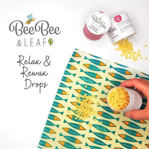 BeeBee Wraps - BeeBee Relax & Rewax Refresher Drops | The Ideal Sunday