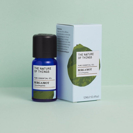 The Nature Of Things - Bergamot Essential Oil - 12ml | The Ideal Sunday
