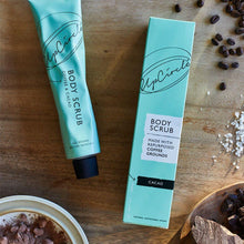 Load image into Gallery viewer, UpCircle - Coffee Body Scrub with Cacao 200ml | The Ideal Sunday