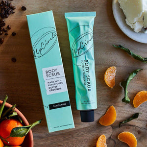 UpCircle - Coffee Body Scrub with Tangerine 200ml | The Ideal Sunday