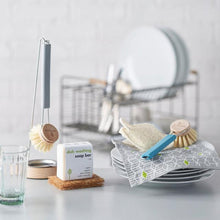 Load image into Gallery viewer, ecoLiving - Dish Brush with Replaceable Head | The Ideal Sunday