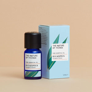 The Nature Of Things - Eucalyptus Essential Oil - 12ml | The Ideal Sunday