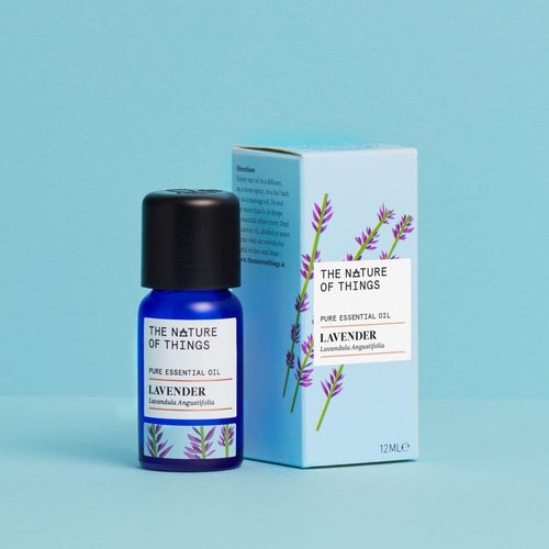 The Nature Of Things - Lavender Essential Oil - 12ml | The Ideal Sunday