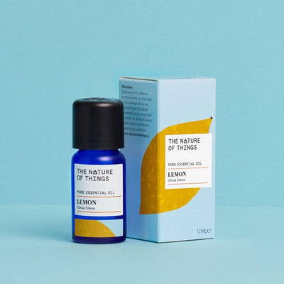 The Nature Of Things - Lemon Essential Oil - 12ml | The Ideal Sunday
