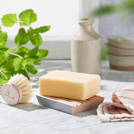 Eco Living - Natural Soap Dish | The Ideal Sunday