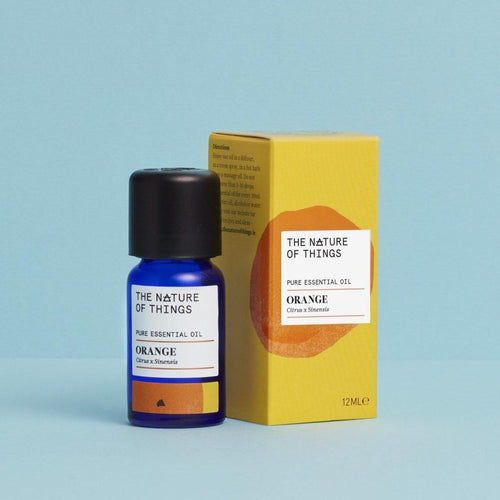 The Nature Of Things - Orange Essential Oil - 12ml | The Ideal Sunday