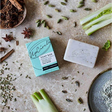 Load image into Gallery viewer, UpCircle - Organic Fennel & Cardamom Chai Soap Bar | The Ideal Sunday