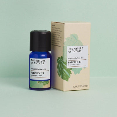 The Nature Of Things - Patchouli Essential Oil - 12ml | The Ideal Sunday
