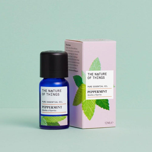 The Nature Of Things - Peppermint Essential Oil - 12ml | The Ideal Sunday
