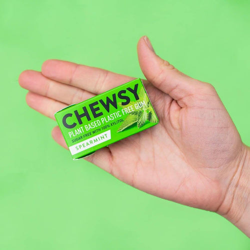 Chewsy - Plastic Free Chewing Gum | The Ideal Sunday