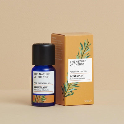 The Nature Of Things - Rosemary Essential Oil - 12ml | The Ideal Sunday