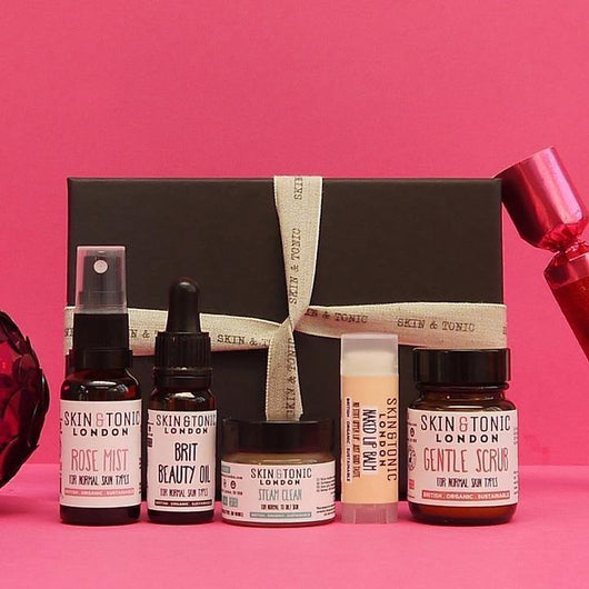 Skin & Tonic - Skin & Tonic Signature Gift Set | The Ideal Sunday