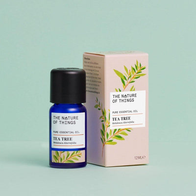 The Nature Of Things - Tea Tree Essential Oil - 12ml | The Ideal Sunday