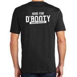 Ludington Bay Brewing Co. Men's D'Booty T-Shirt