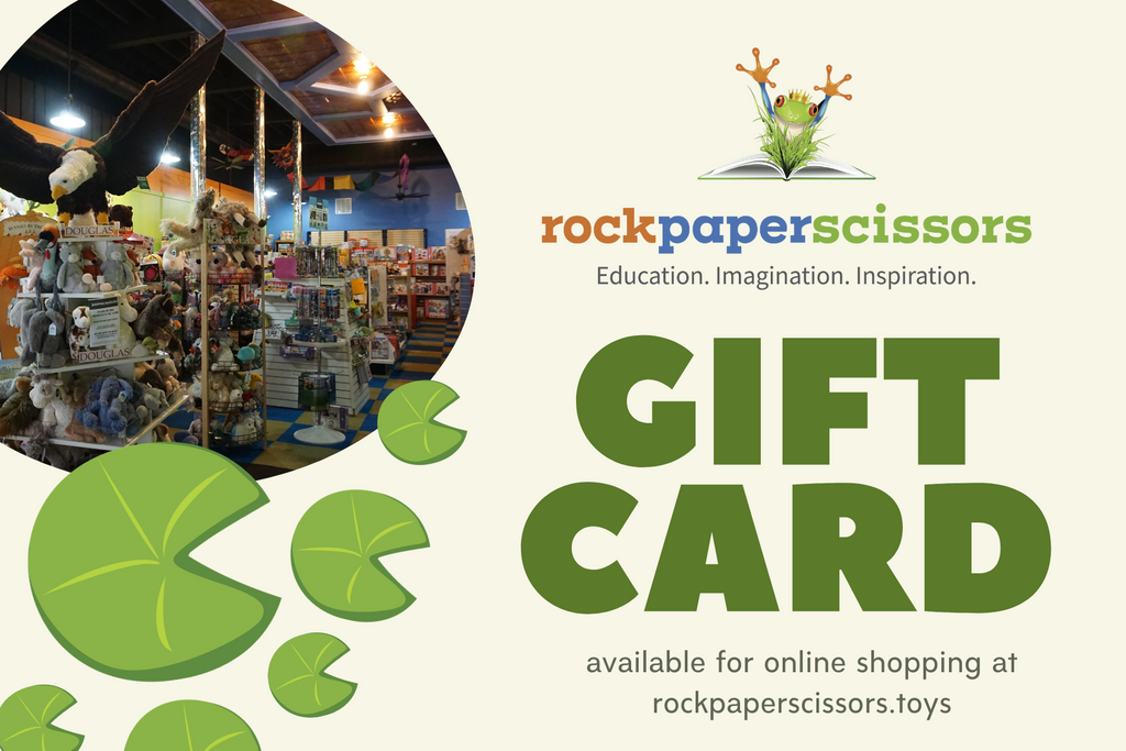 Online Gift Cards Now Available!