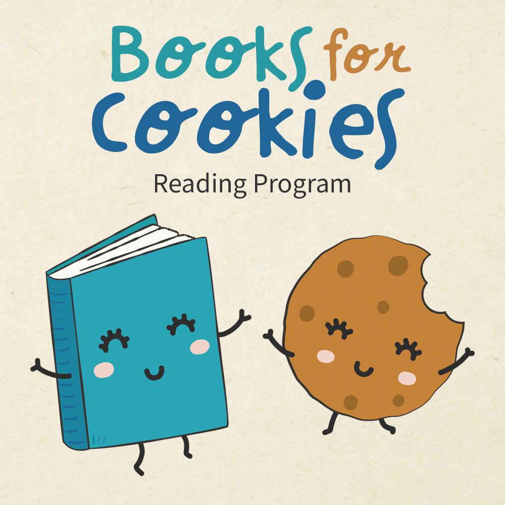 Books for Cookies!