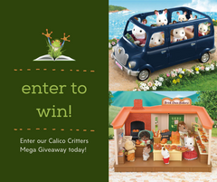 Calico Critters Giveaway
