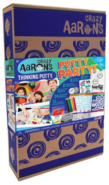 Crazy Aaron's Putty Party