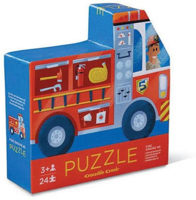 Fire Engine #5 Puzzle