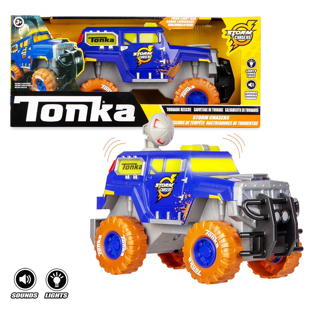 Storm Chaser Tonka Blue