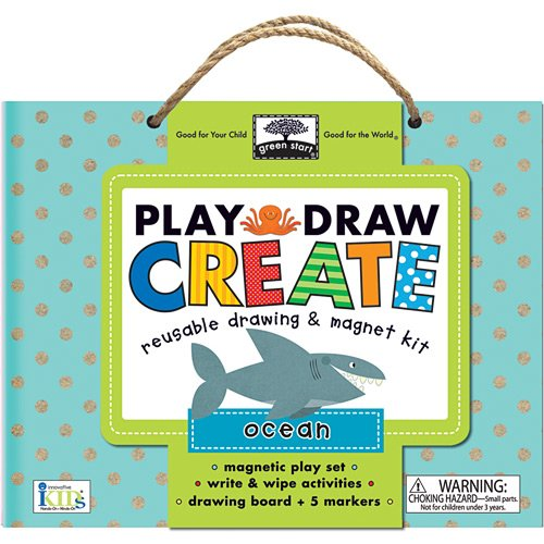 Play Draw Create Ocean