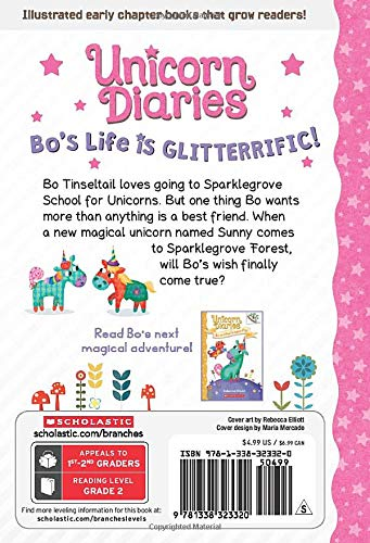 Unicorn Diaries Bo's Magical #1