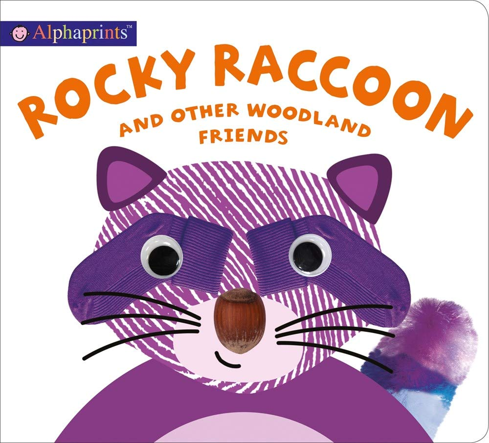 Rocky Raccoon and Other Woodlan