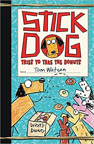 Stick Dog Tries to Take the Donut
