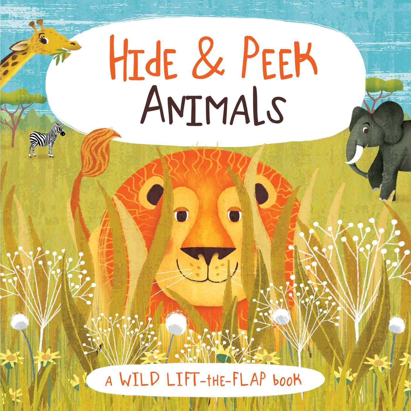 Hide and Peek Animals