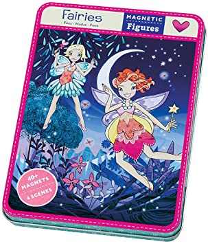 Magnetic Figures - Fairies
