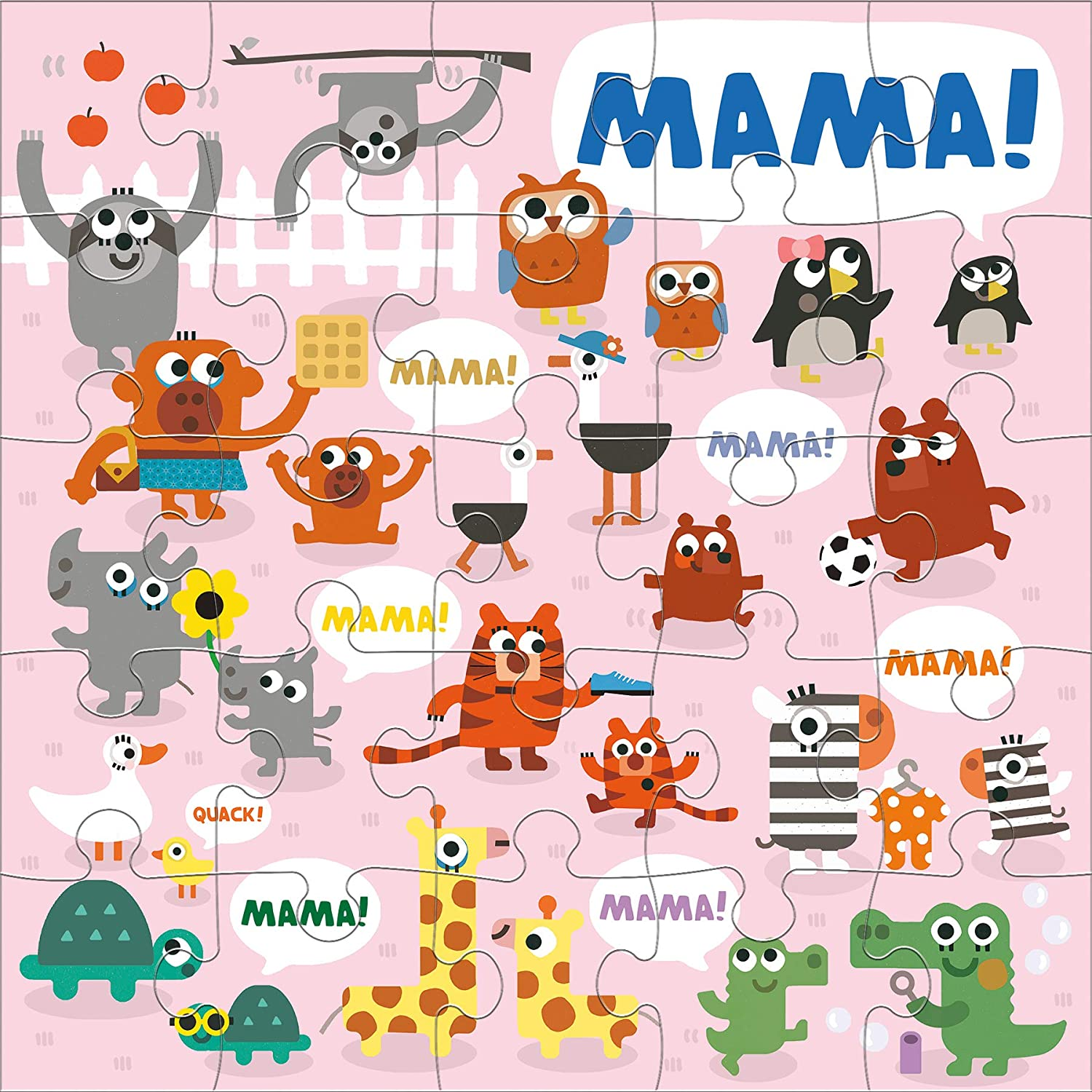Everything is Mama Jumbo Puzzle