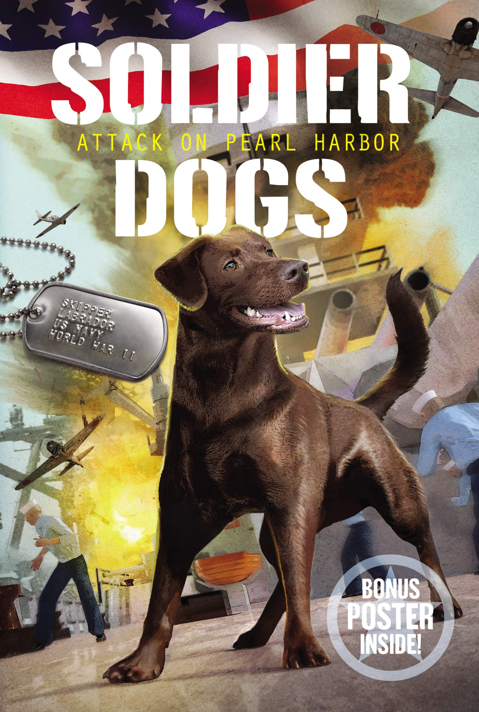 Soldier Dogs Attack on Pearl Harbor
