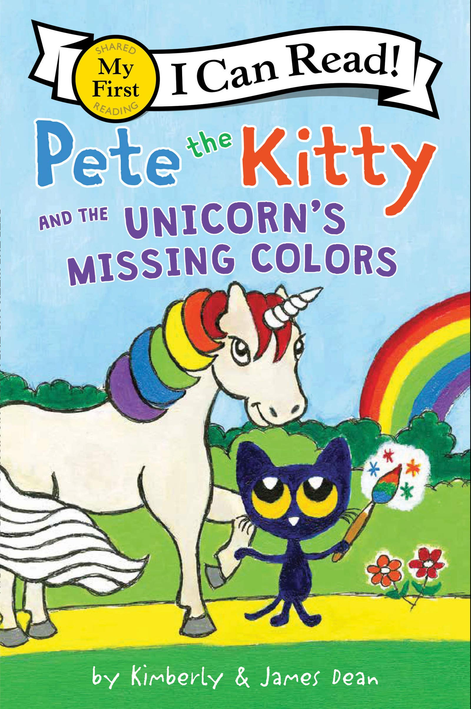 Pete the Kitty and the Unicorn'