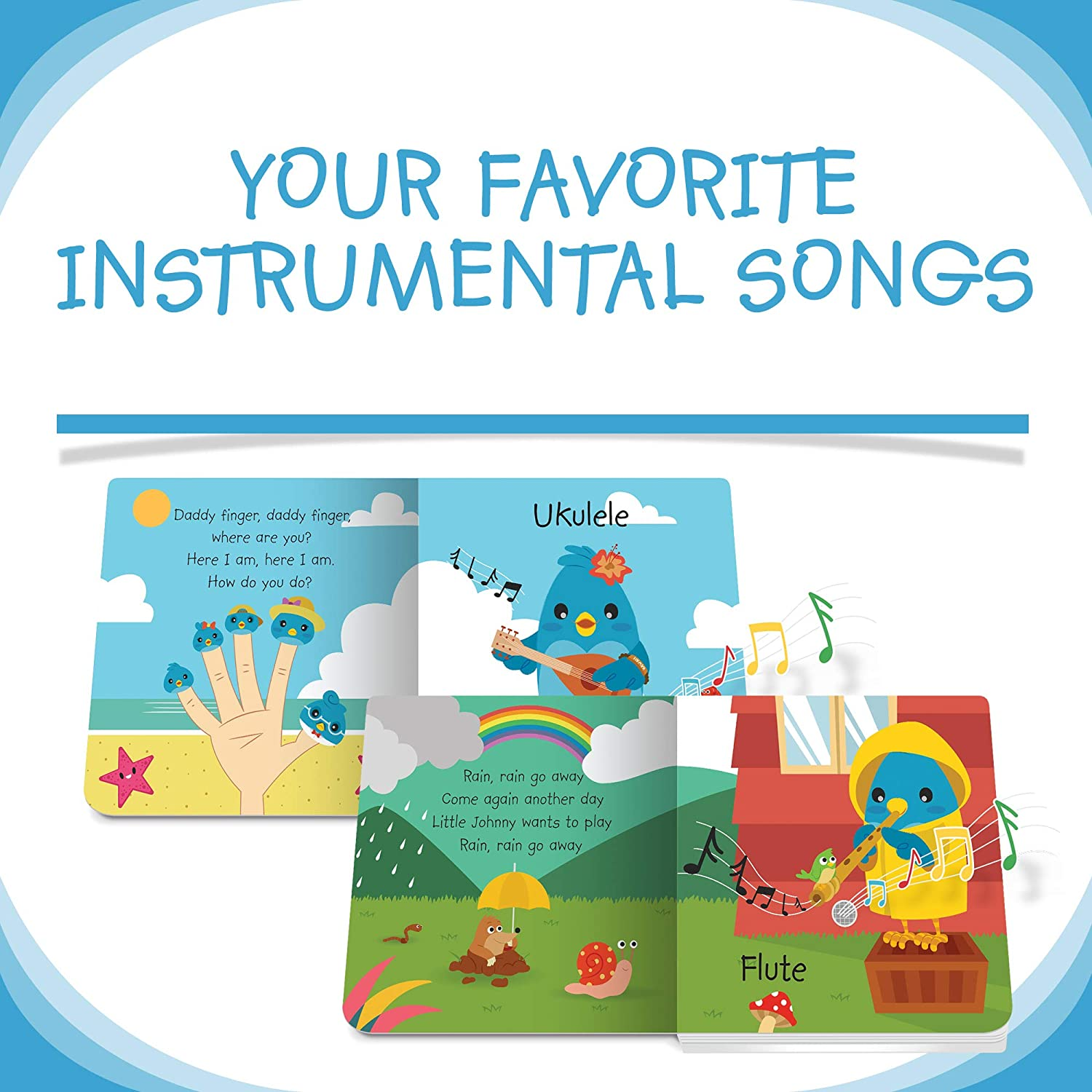 Ditty Bird Instrumental Songs