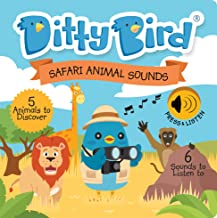 Ditty Bird Safair Animal Sounds