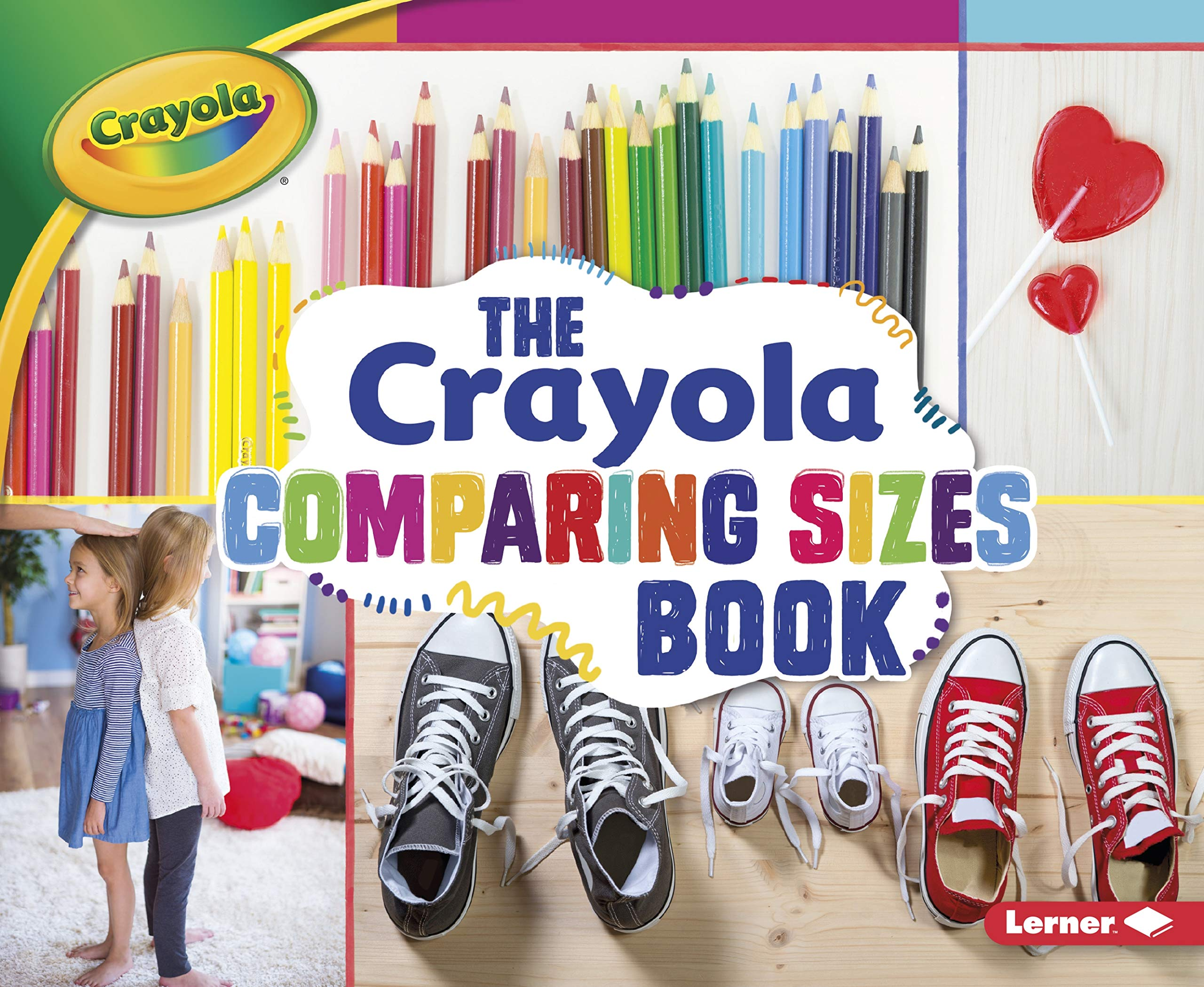 The Crayola Comparing Sizes Boo