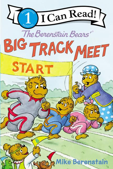 Berenstain Bears' Big Track Mee