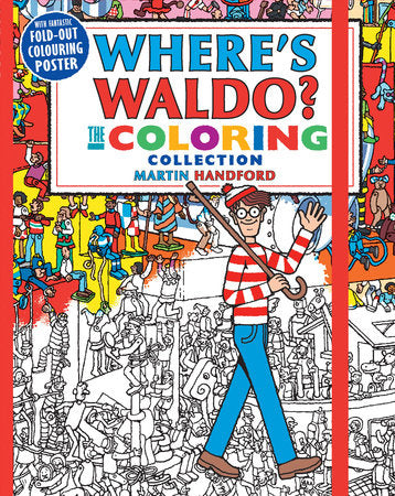 Where's Waldo The Coloring Coll