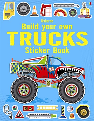 Build Your Own Trucks Sticker