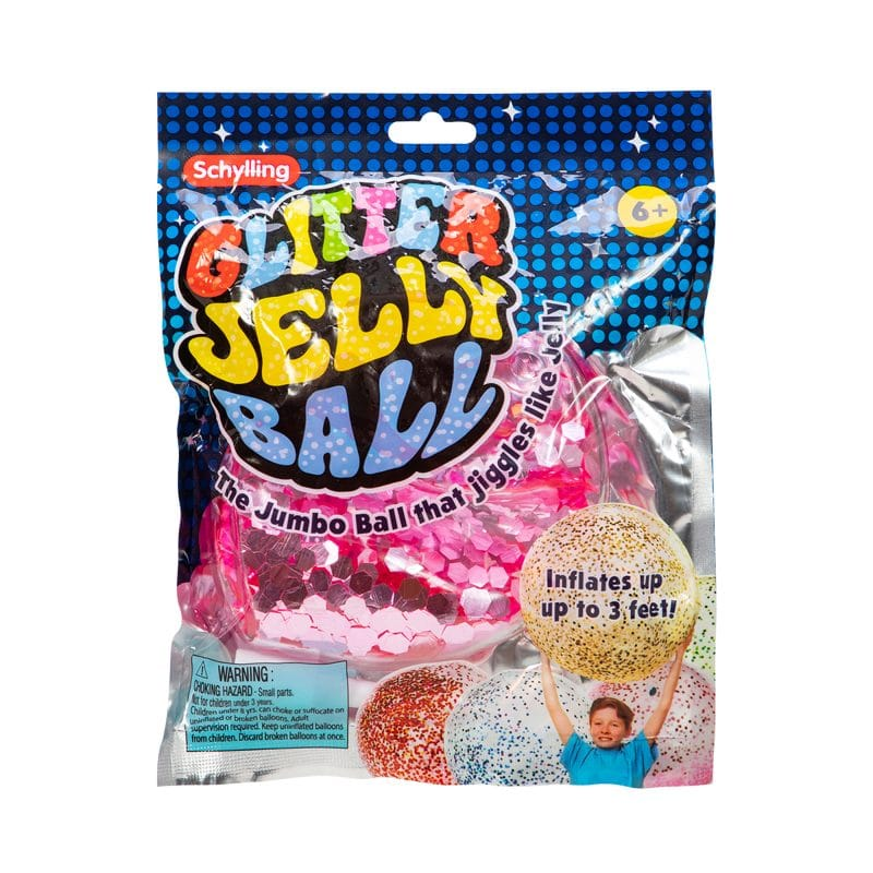 Glitter Jelly Ball