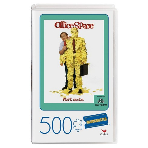 Office Space 500 Piece Puzzle