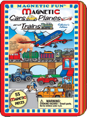 Magnetic Cars Planes and Trains